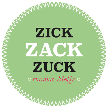 Zickzackzuck Rundum Stoffe Euer Stoffladen