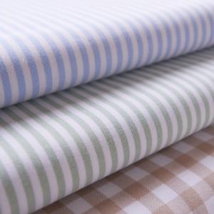 Baumwolle Streifen/Karo